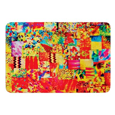 Painting the Soul by Ebi Emporium Bath Mat Size: 24 W x 36 L