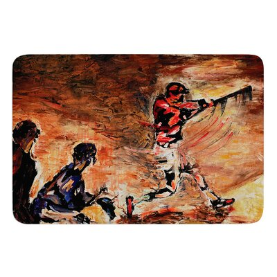 Its Gone by Josh Serafin Bath Mat Size: 24 W x 36 L