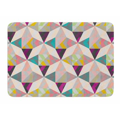 True Diamonds by Louise Machado Bath Mat