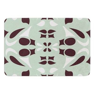 Swirling by Miranda Mol Bath Mat