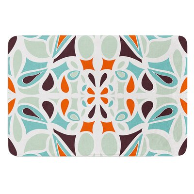 Stained Glass by Miranda Mol Bath Mat