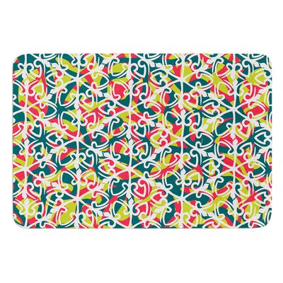 Cool Yule by Miranda Mol Bath Mat