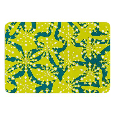 Festive Splash by Miranda Mol Bath Mat