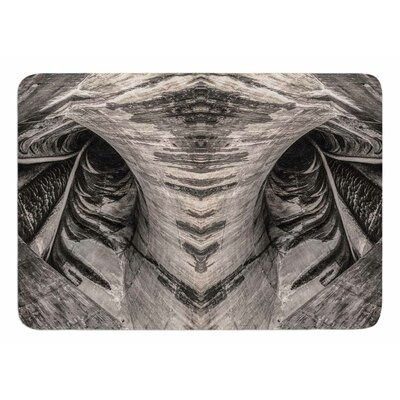 Dam Reticulation The Void by Bruce Stanfield Bath Mat