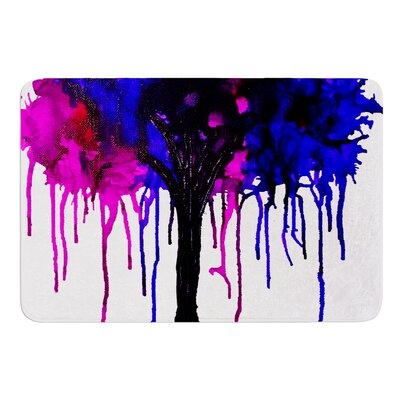 Weeping Willow by Claire Day Bath Mat Size: 17W x 24L