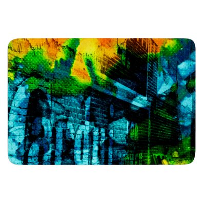 Radford by Claire Day Bath Mat Size: 24 W x 36 L