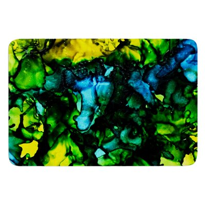 Ariel by Claire Day Bath Mat Size: 17W x 24L