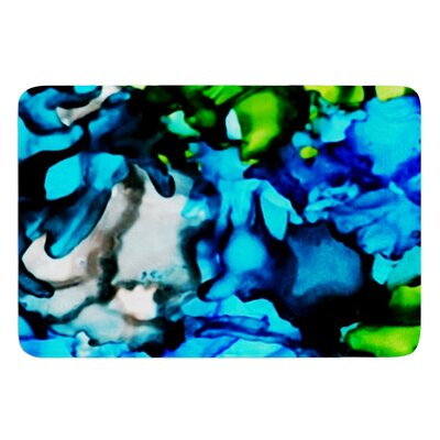 Chesapeake Bay by Claire Day Bath Mat Size: 17W x 24L