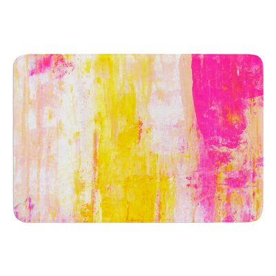 Growing Taller by CarolLynn Tice Bath Mat Size: 17W x 24L