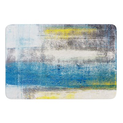 Make A Statement by CarolLynn Tice Bath Mat Size: 24 W x 36 L