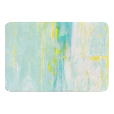 Spring Forward by CarolLynn Tice Bath Mat Size: 17W x 24L