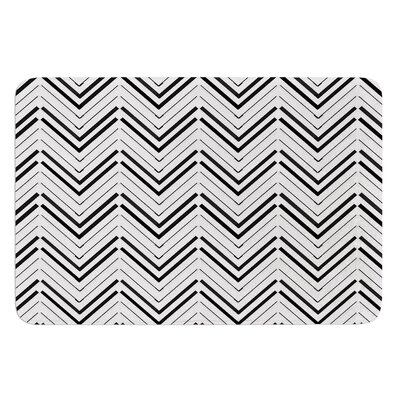 Distinct by CarolLynn Tice Bath Mat Size: 17W x 24L
