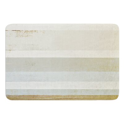 Invent by CarolLynn Tice Bath Mat Size: 24