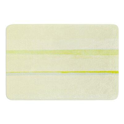 Lemons by CarolLynn Tice Bath Mat Size: 17