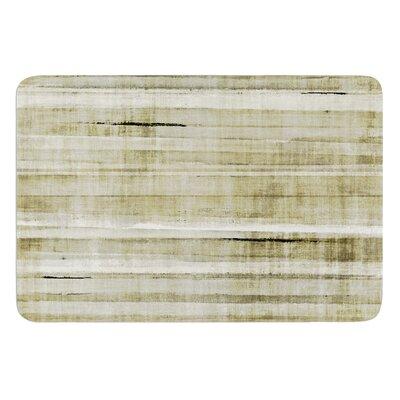 Simplicity by CarolLynn Tice Bath Mat Size: 17W x 24L
