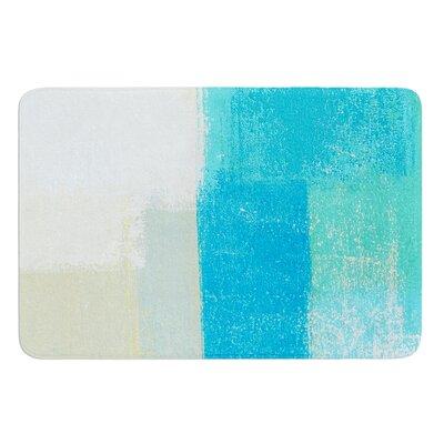 Shallow by CarolLynn Tice Bath Mat Size: 17W x 24L