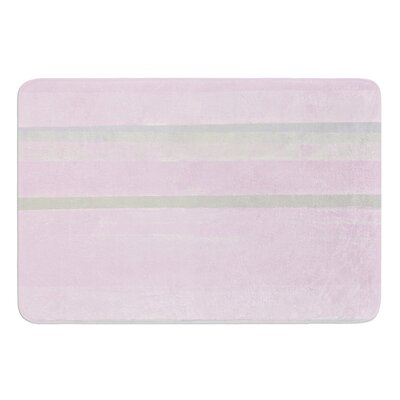 Yogurt by CarolLynn Tice Bath Mat Size: 17W x 24L