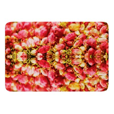 Close to You by Akwaflorell Bath Mat Size: 17W x 24L