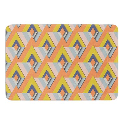 So Cool by Akwaflorell Bath Mat Size: 24 W x 36 L