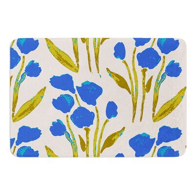 Shirley Gem by Gukuuki Bath Mat Size: 17W x 24L