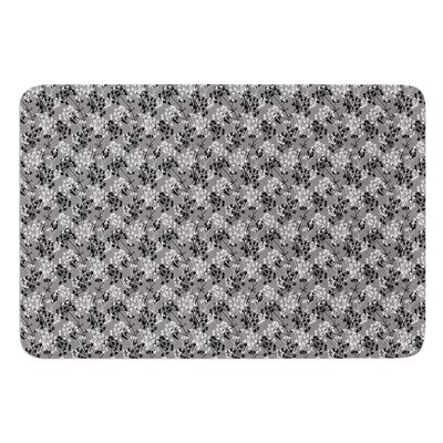 Dandy by Holly Helgeson Bath Mat Size: 24 W x 36 L
