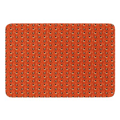 Deco Arrows by Holly Helgeson Bath Mat Size: 17W x 24L