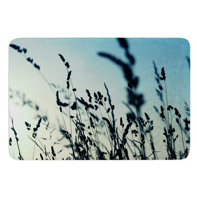 Cool Breeze by Ingrid Beddoes Bath Mat Size: 24 W x 36 L