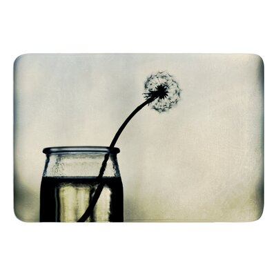 Make A Wish by Ingrid Beddoes Bath Mat Size: 24 W x 36 L