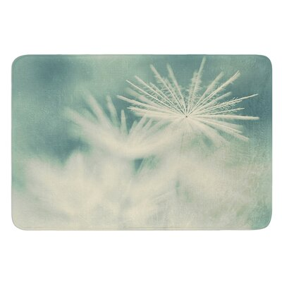 Snowflake by Ingrid Beddoes Bath Mat Size: 24 W x 36 L