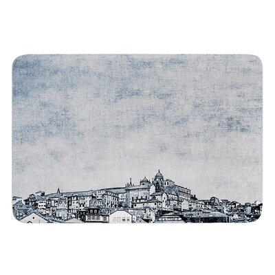 A Riberia by Ingrid Beddoes Bath Mat Size: 17w x 24L
