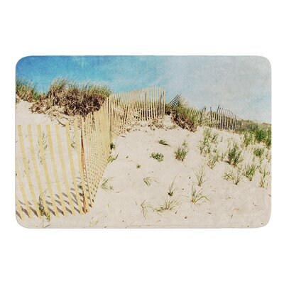 Cape Dunes by Jillian Audrey Bath Mat Size: 17w x 24L