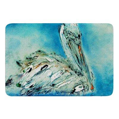 Drifter by Josh Serafin Bath Mat Size: 17 W x 24 L