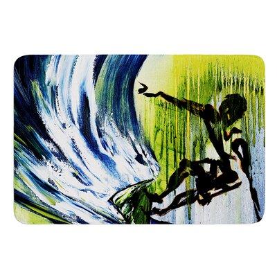 Greenroom by Josh Serafin Bath Mat Size: 17 W x 24 L