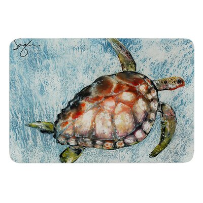 Home Bound by Josh Serafin Bath Mat Size: 17 W x 24 L