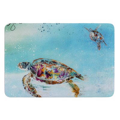 Home Sweet Home by Josh Serafin Bath Mat Size: 24 W x 36 L