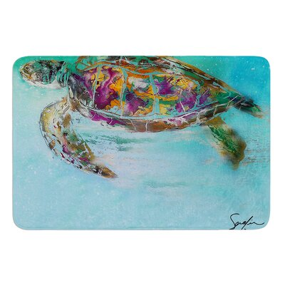 Mommy by Josh Serafin Bath Mat Size: 24 W x 36 L