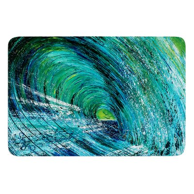 Natural High by Josh Serafin Bath Mat Size: 24 W x 36 L