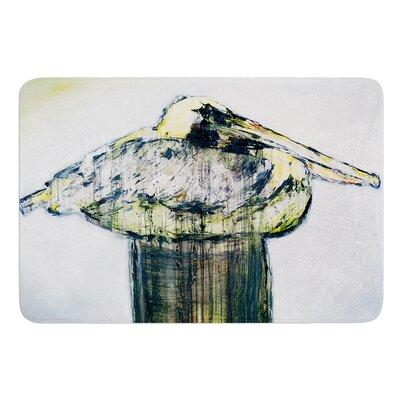 Oldtimer by Josh Serafin Bath Mat Size: 24 W x 36 L