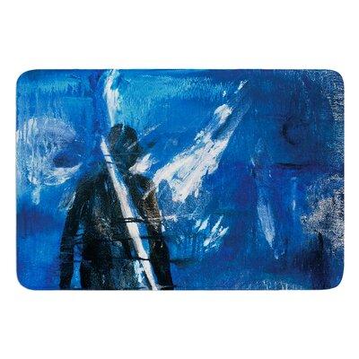 Release by Josh Serafin Bath Mat Size: 17 W x 24 L