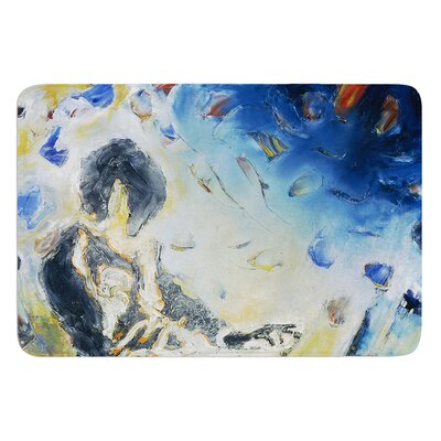 Riders on the Storm by Josh Serafin Bath Mat Size: 24 W x 36 L