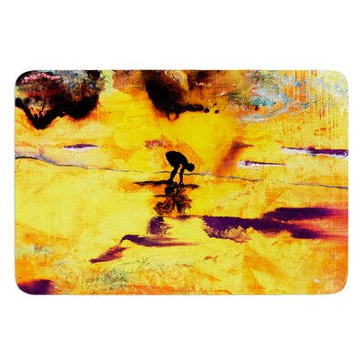 Pool of Life by Josh Serafin Bath Mat Size: 17 W x 24 L