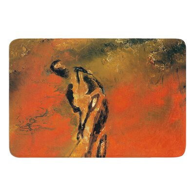 Chip by Josh Serafin Bath Mat Size: 24 W x 36 L