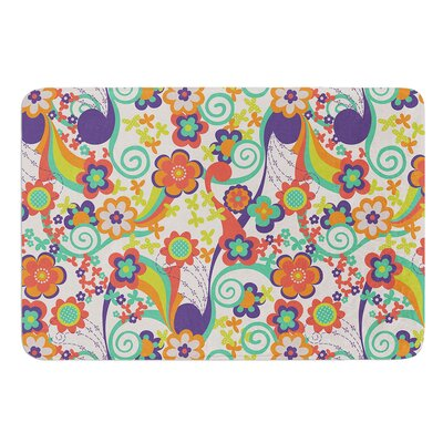 Printemps by Louise Machado Bath Mat