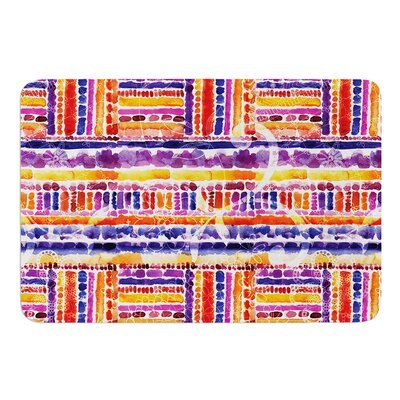 Tribal by Louise Machado Bath Mat