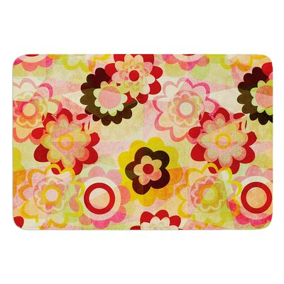 Colorful Mix by Louise Machado Bath Mat