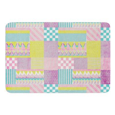 Patchwork by Louise Machado Bath Mat
