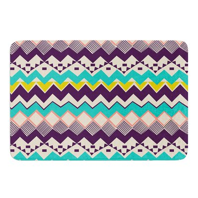 Ethnic Color by Louise Machado Bath Mat