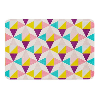 Amethyst by Louise Machado Bath Mat