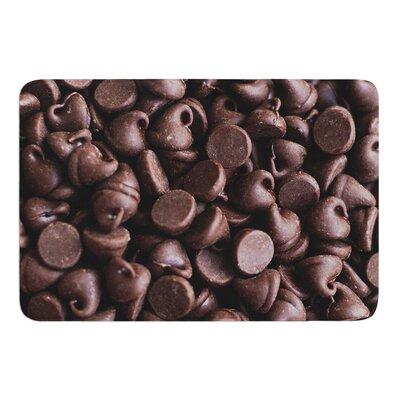 Yay! Chocolate by Libertad Leal Bath Mat