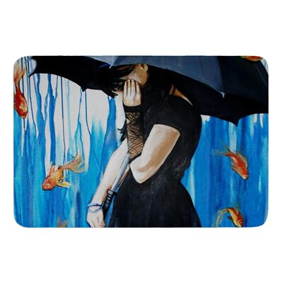 Sink or Swim by Lydia Martin Bath Mat